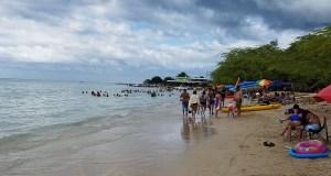 Playa de Combate, en Cabo Rojo. (Suministrada)