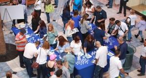 La competencia se llevó a cabo en el centro comercial Plaza Las Américas en San Juan. (Suministrada)