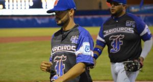 Pedro Rodríguez realizó una gran labor en relevo por Fajardo.