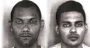 Víctor Zayas Rivera y Orlando Reyes Dumbleton. (Suministrada / Policía de Puerto Rico)
