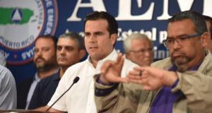 El gobernador Ricardo Rosselló Nevares indicó que se han habilitado cerca de 500 refugios alrededor de la isla.
