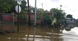 La alcaldesa de Salinas destacó que tanto el sector Playa como Playita son zonas inundables.