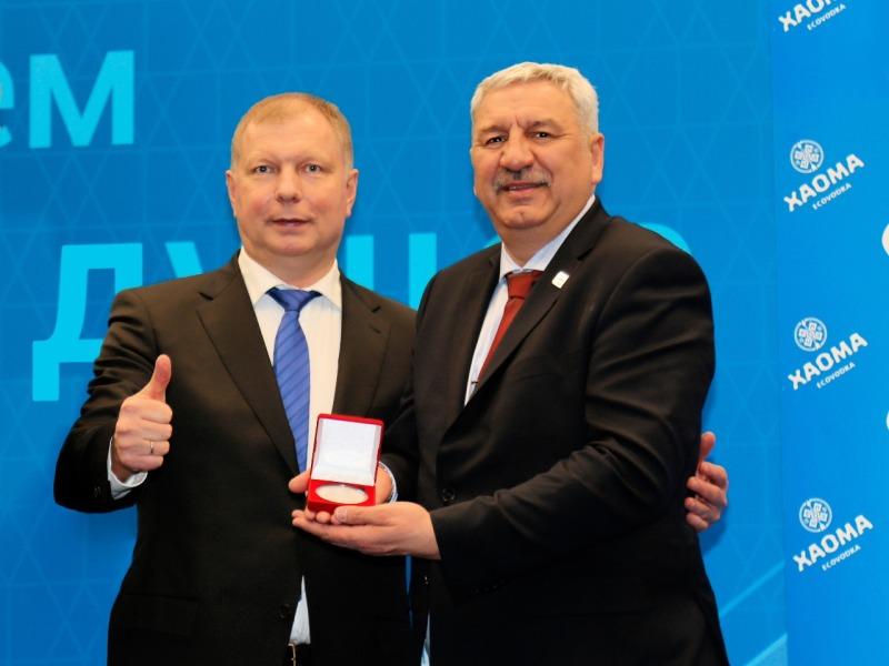 Александр Зайцев и Станислав Максимец