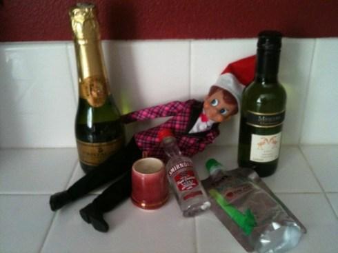 drunk elf