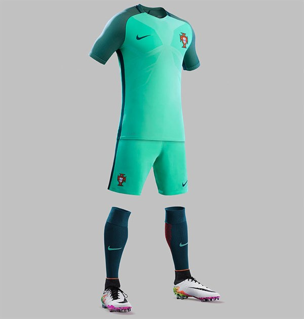 Maillot Om Exterieur 2017 Portugal Uitshirt 2016-2017 - Voetbalshirts.com