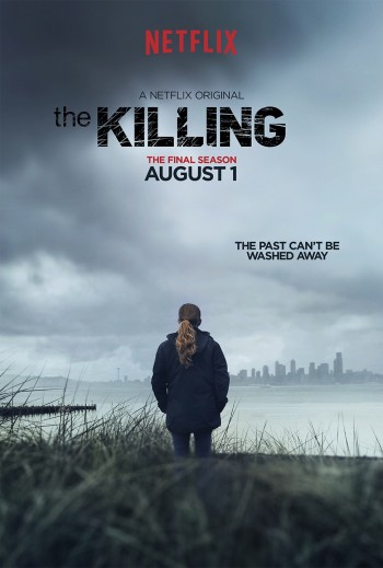 "Snatched From Death Himself & Brought Back To Life By Netflix, Why ""The Killing"" Is Immortal"