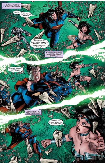 Superman Questions 1
