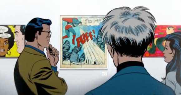 Superman 75 - Andy Warhold