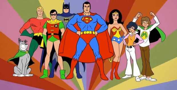 Superman 75 - Super Friends