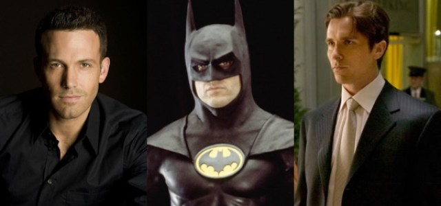 """Speaking to Empire Magazine (via ComicBookMovie.com), Christian Bale gave his account of hearing the news of Ben Affleck being cast as Batman, and recounts, """"I've got to admit initially, even […]"""