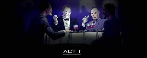 Gotham Unseen Act 1