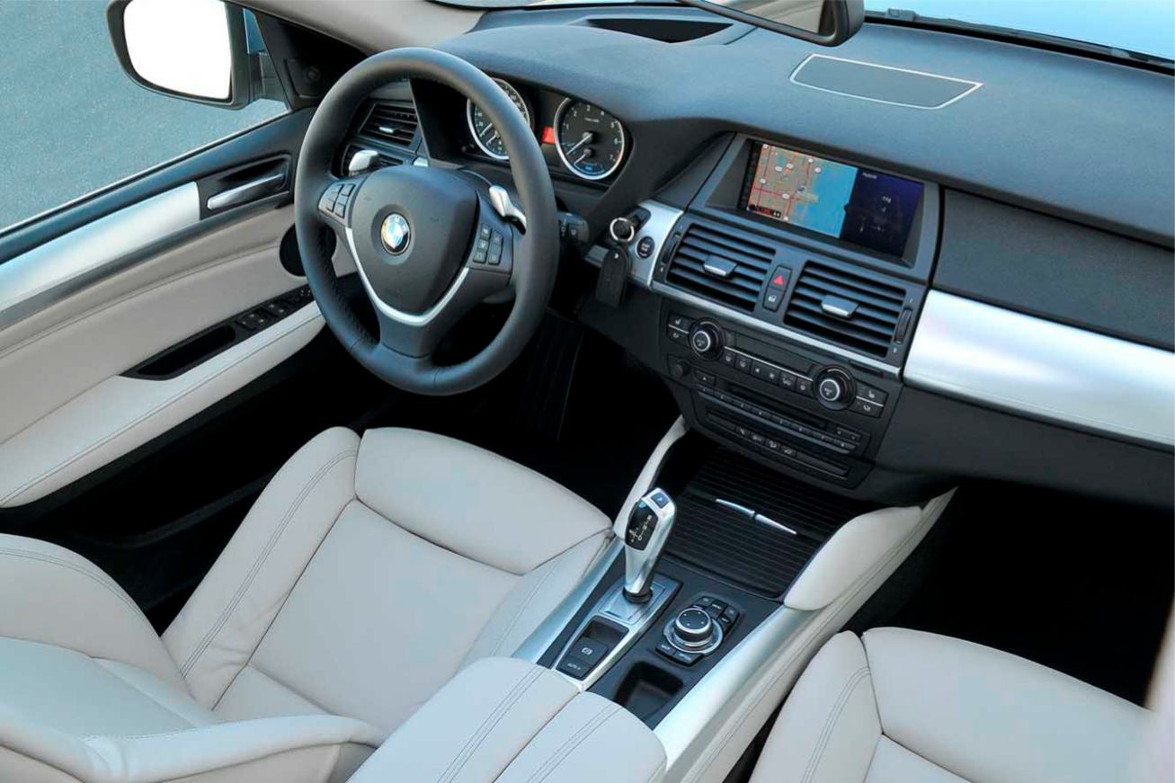 Interieur X6 Bmw Photos Bmw X6 Activehybrid 2010 Numero 16