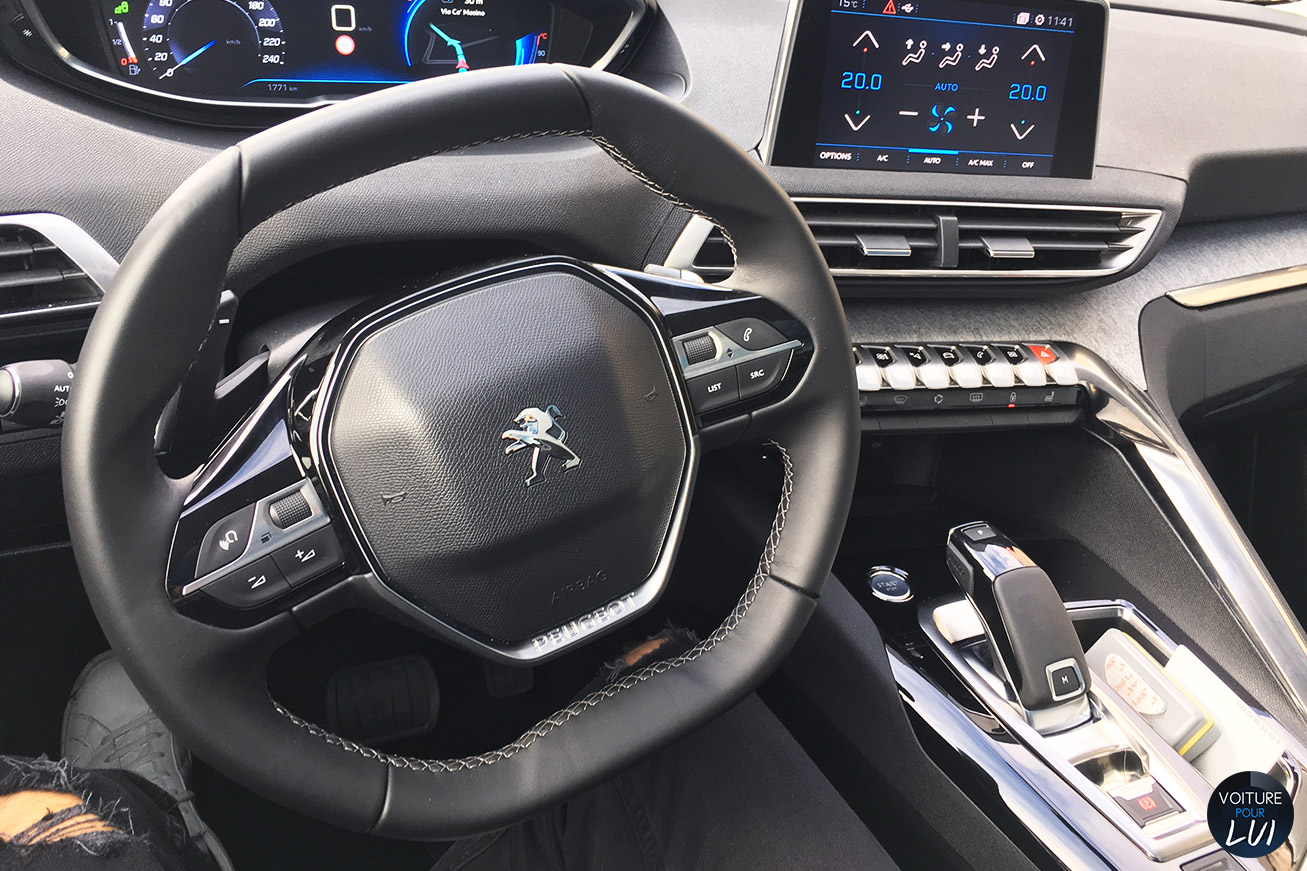 3008 Interieur Photos Peugeot 3008 2017 2017 Numero 18