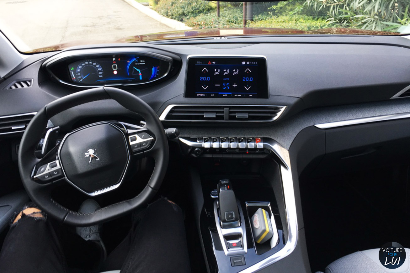 3008 Interieur Photos Peugeot 3008 2017 2017 Numero 19
