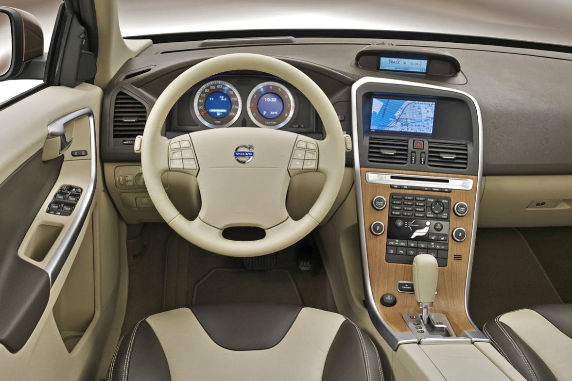 Volvo Interieur Volvo Xc60 4x4 Photo