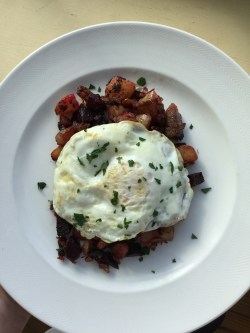 Small Of Red Flannel Hash