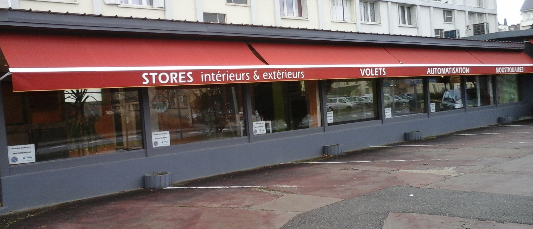 Magasin Bricolage Chambery Storissimo Chambéry Sur Volets Roulants Chambery