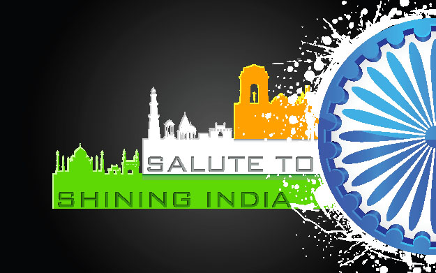 Indian Flag Animated Wallpaper 3d Happy Independence Day India Awesome Hd Wallpapers