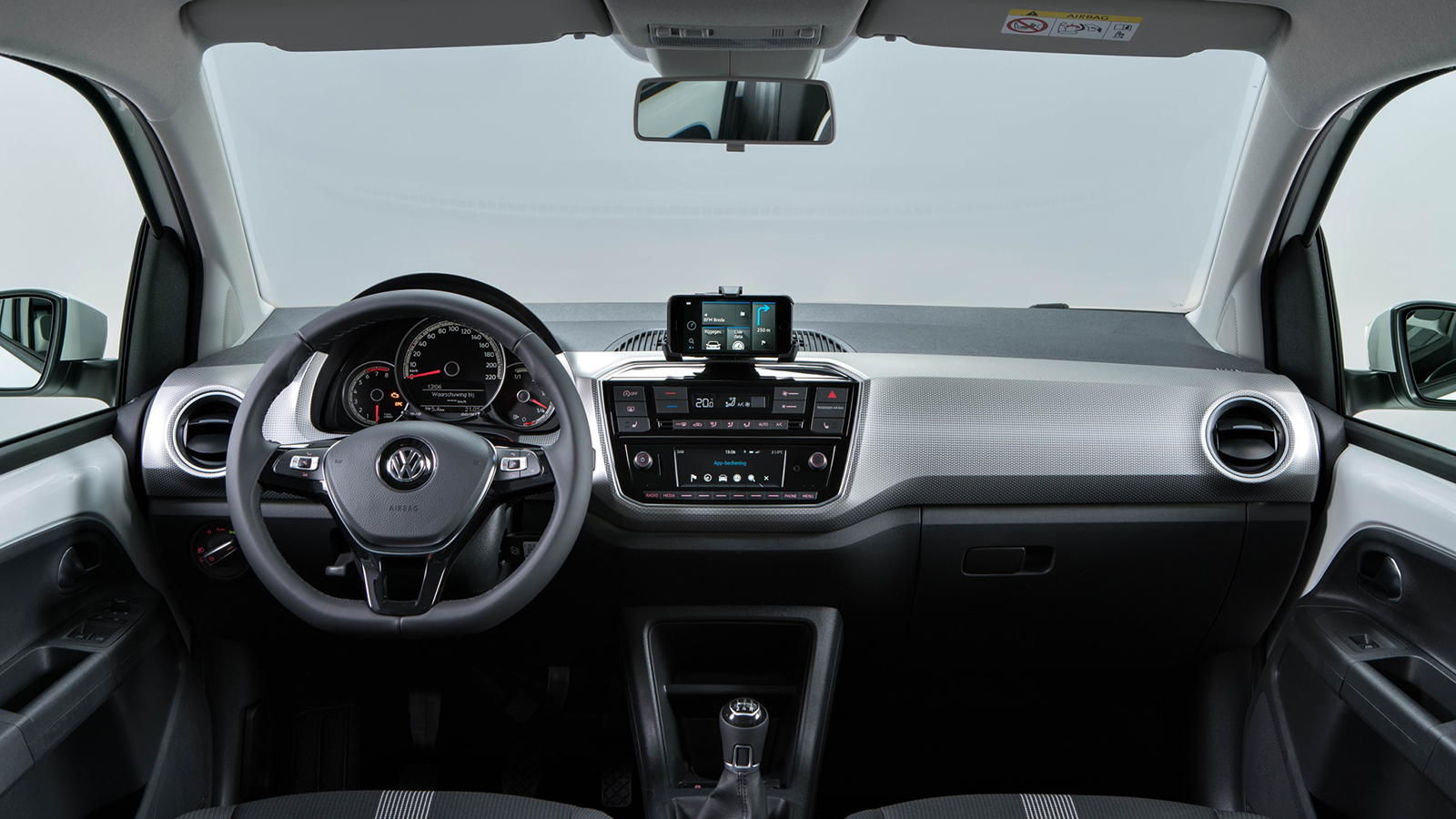 Interieur Vw Up Up