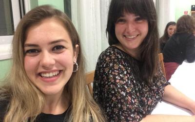 Prvi dojmovi naše  volonterke Albe iz Španjolske