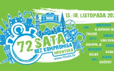"""AKCIJA """"BEZ KOMPROMISA 72 SATA"""" I U ŠIBENIKU!!"""