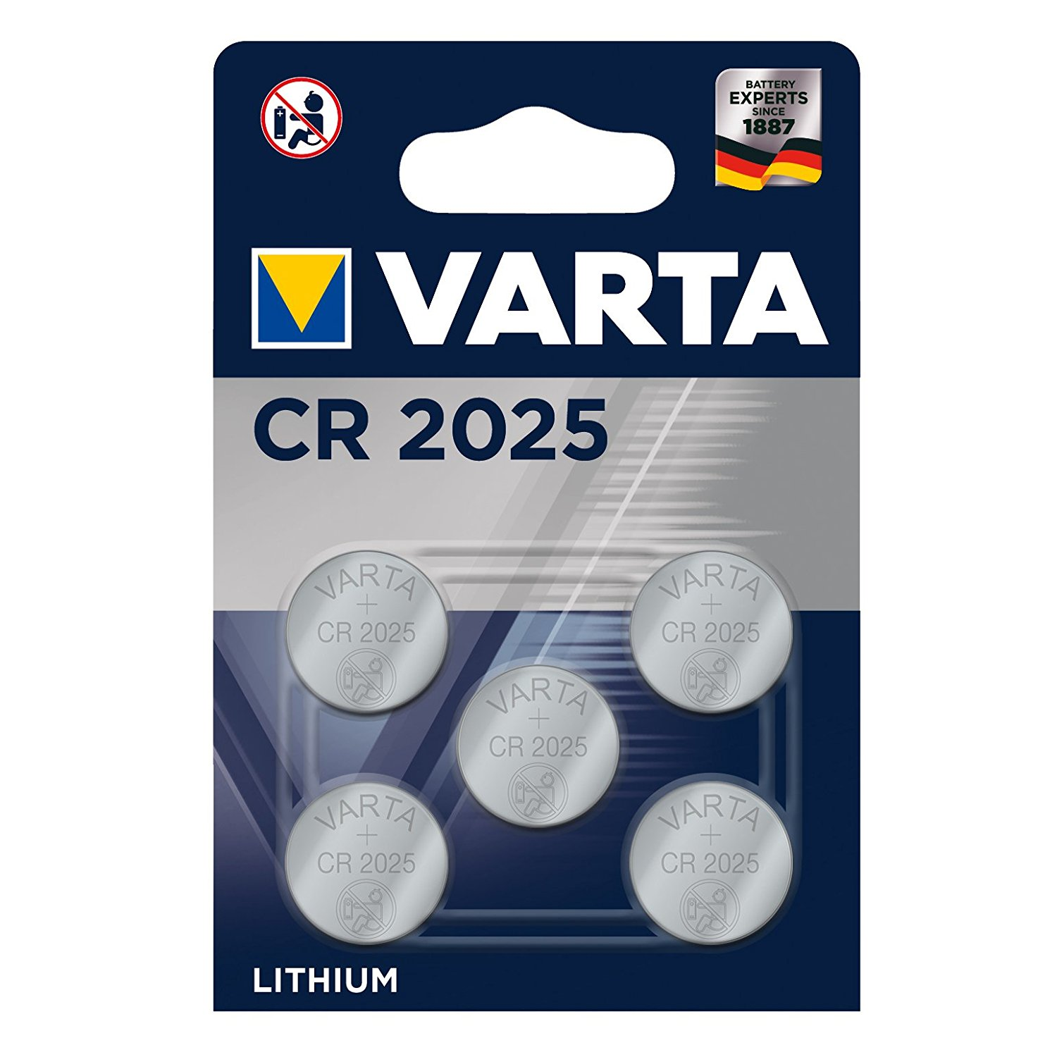 Knopfzelle 3v Voltronic B2b Shop Batteriedistribution Varta Lithium
