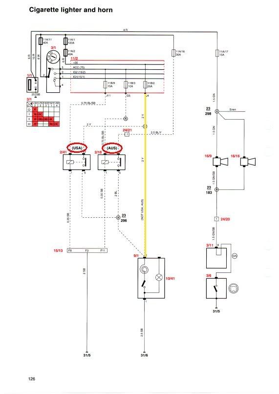 volvo sensus wiring diagram