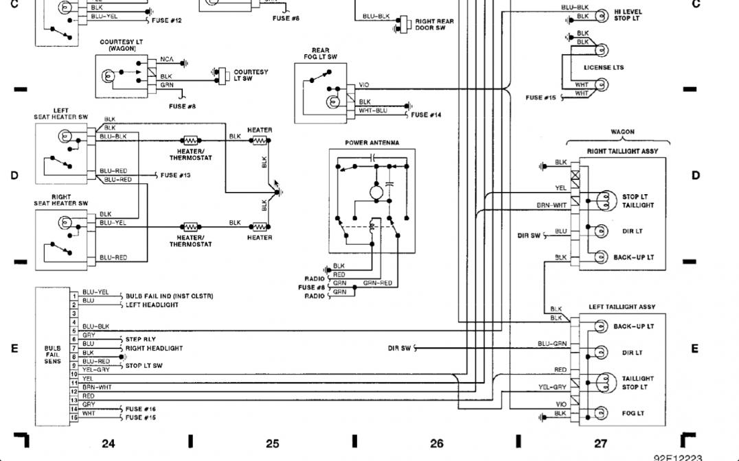 Suzuki Tail Light Wiring Diagram Electrical Circuit Electrical