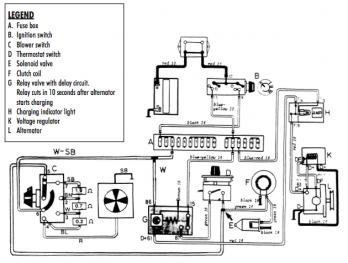 1998 volvo s70 heater wiring diagram