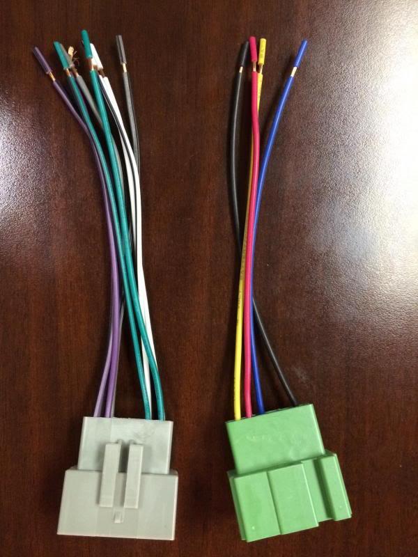 Aftermarket radio to factory amp wiring help - Volvo Forums - Volvo