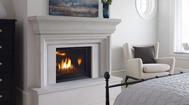 Regency Hz33ce Contemporary Gas Fireplace Vonderhaar