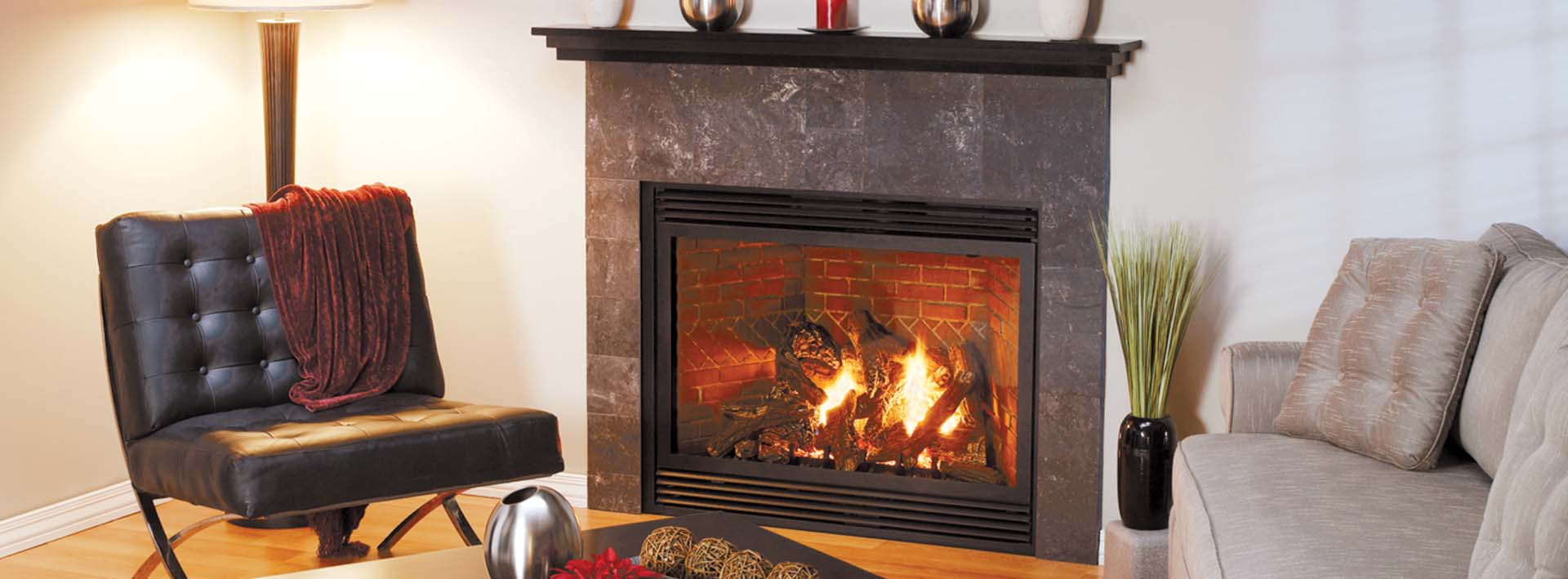 Convert Fireplace To Gas Burning Fireplace Installation Repair Service Gas Wood Burning Or