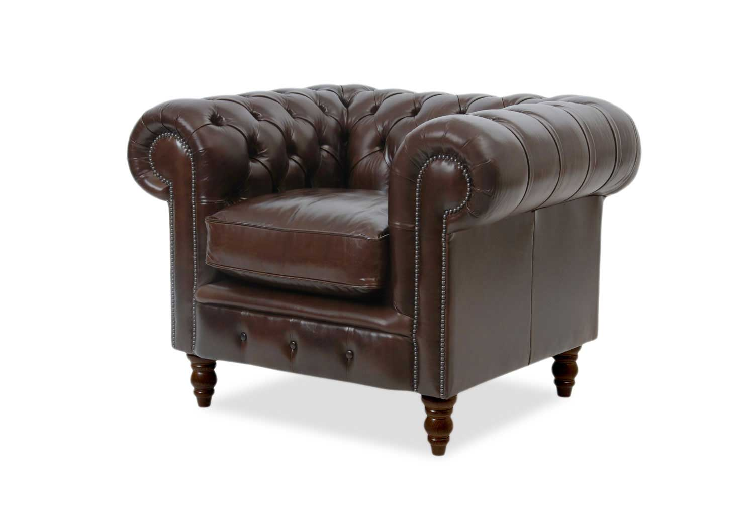 Sessel Chesterfield Chesterfield Garnitur Bennet Chesterfield Sessel