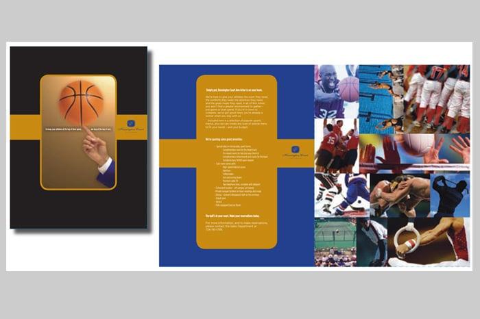 VOORNAS Creative » Kensington Court \u2013 sports brochure - sports brochure