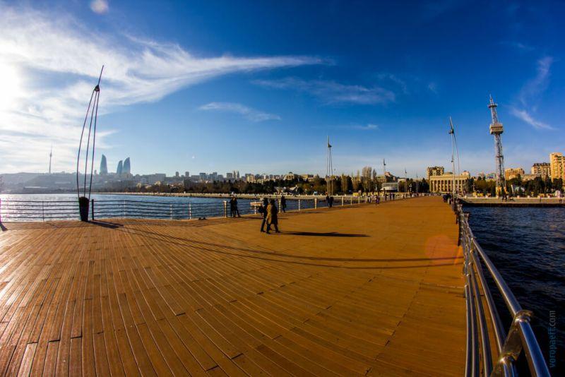 Пирс Баку