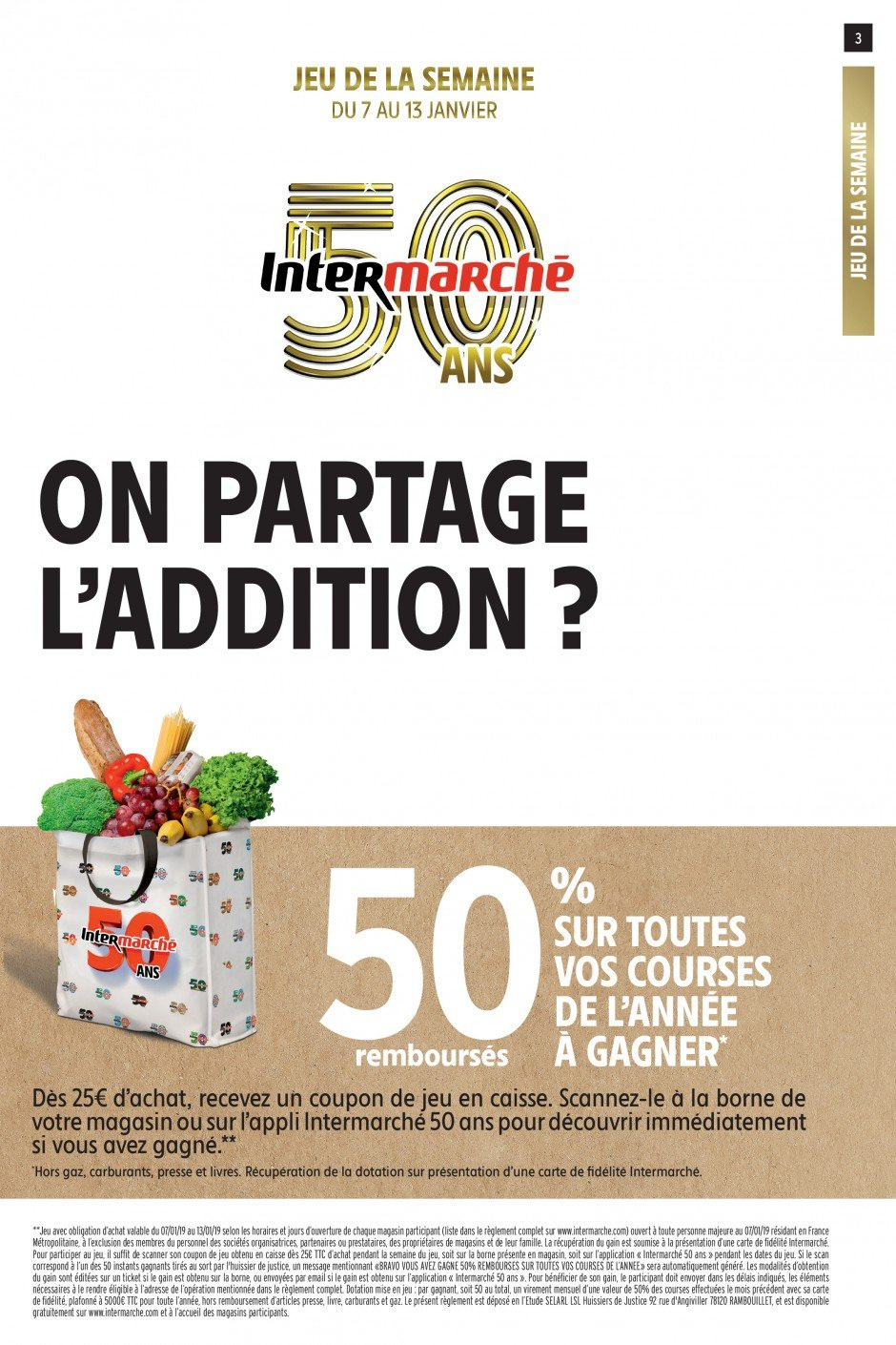 Intermarché Nice Port Catalogue Prospectus Pub Intermarché 08 01 2019 20 01 2019
