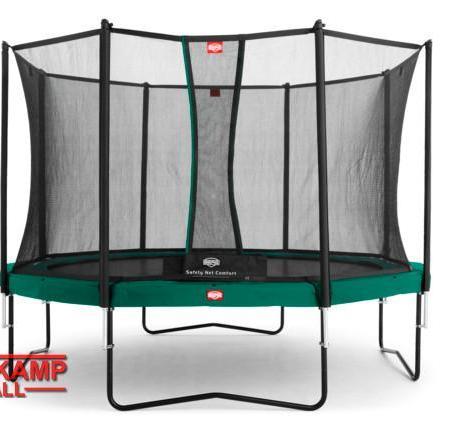 BERG Champion + Safety Net Comfort 2015