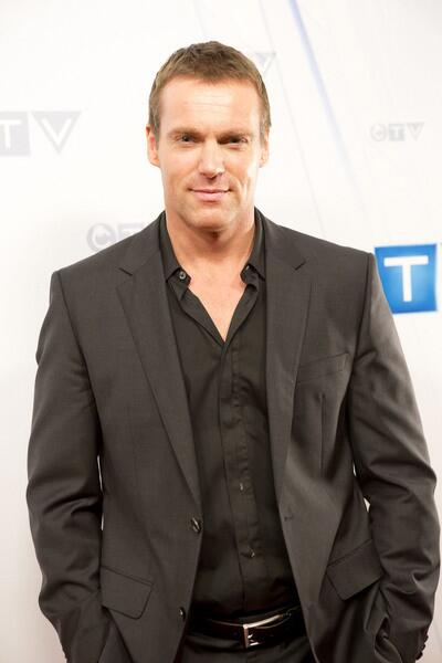 Wifi Lamp Michael Shanks - Most Handsome Canadian Men 2017