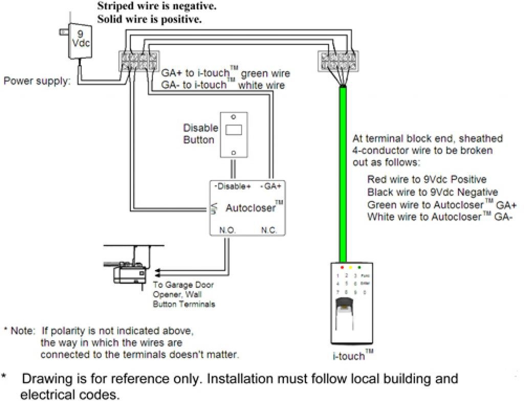 Lift Master Safety Sensor Diagram Simple Wirings Variable Resistor Wiring Liftmaster Completed Diagrams