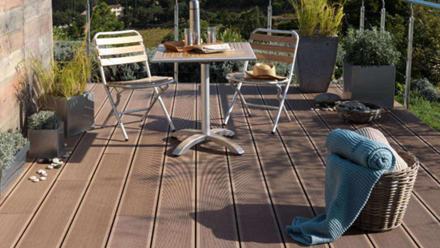 Terrasse Mixte Bois Et Carrelage Tanchit Terrasse Extrieure Awesome Beautiful Etanchit Terrasse