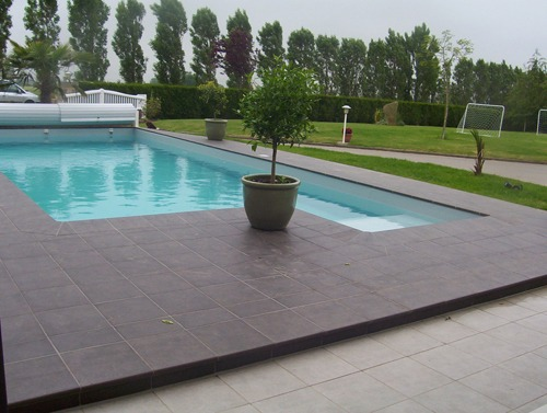 Dalle Exterieur Occasion Terrasse Piscine Dallage - Nos Conseils
