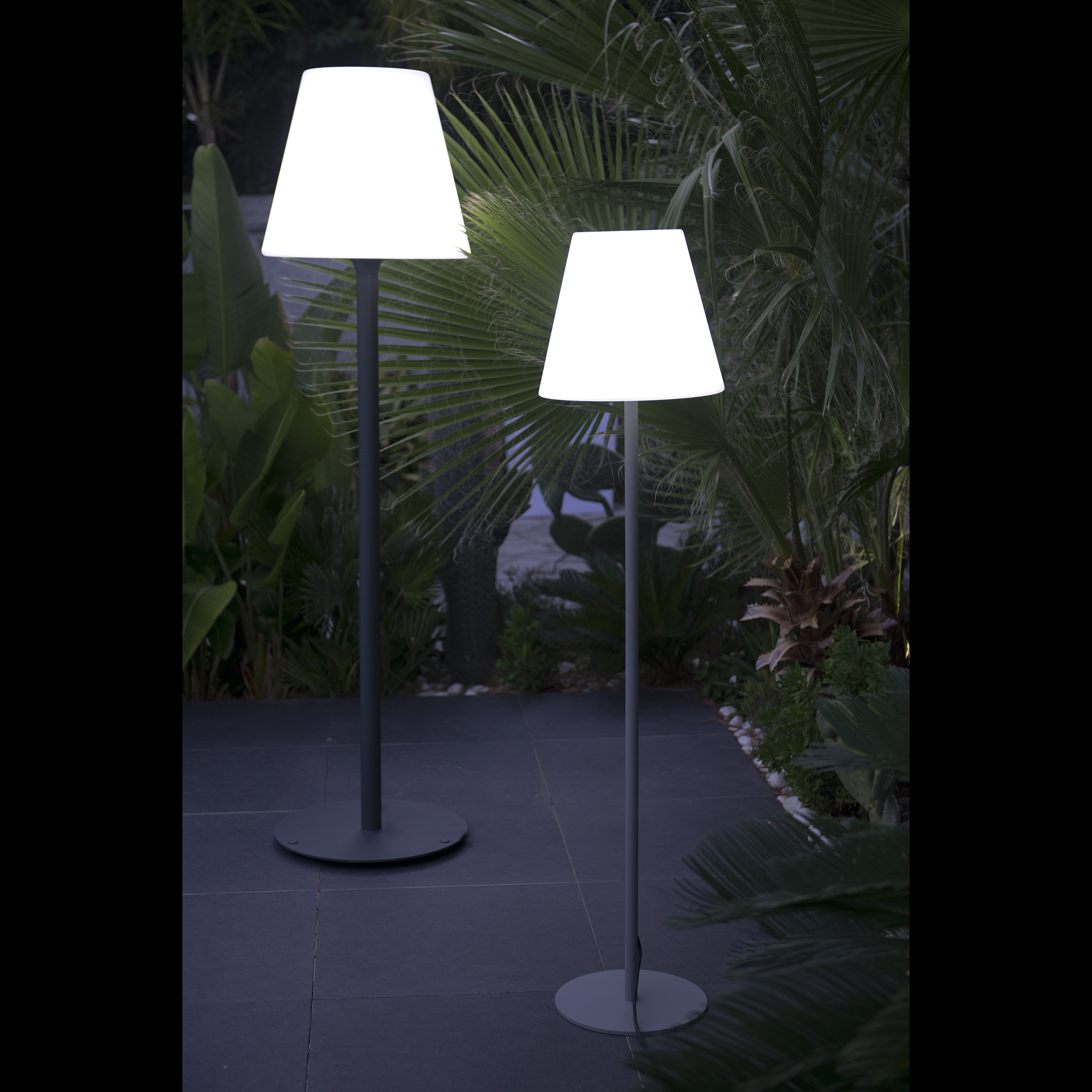 Lampe Terrasse Solaire Lampe Solaire Botanic