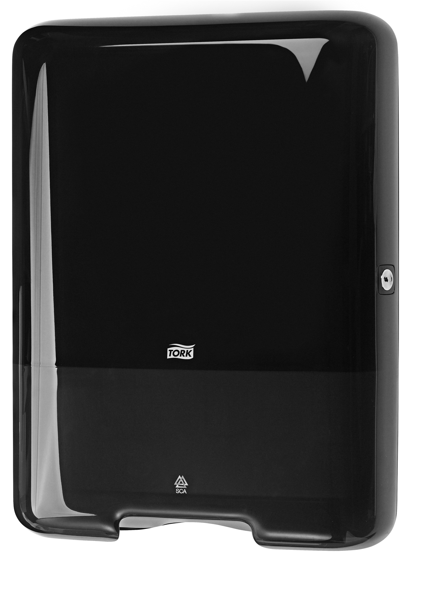 Porte Essuie Main Distributeur D 39essuie Main Tork Elevation H3 Noir