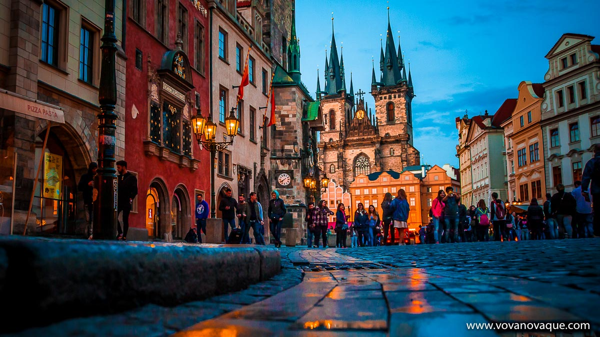 Like Weather What Spring In Prague What Is The Weather Like What To Wear Thing To