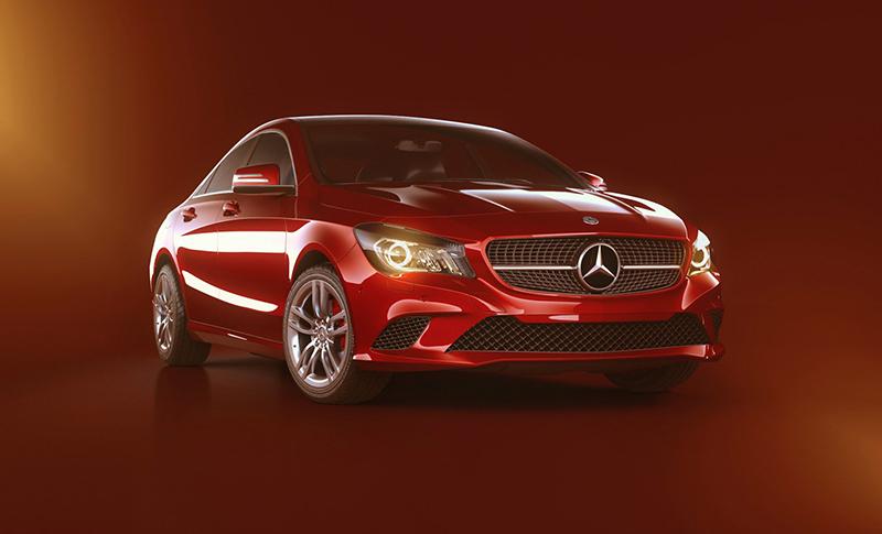 Mercedes CLA 2015