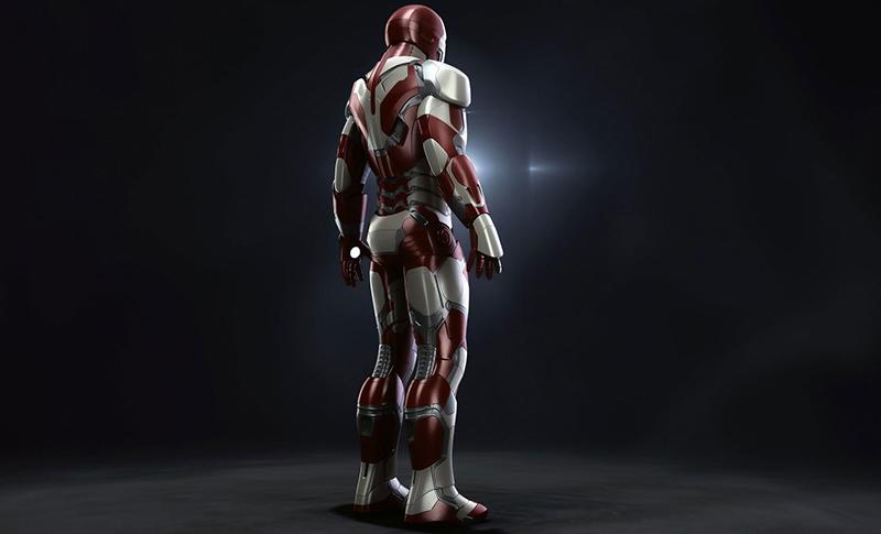 Iron Man R&D