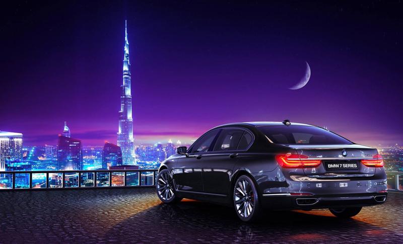 BMW Ramadan Kareem