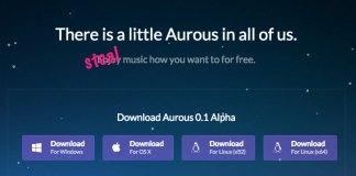 Aurous piracy app