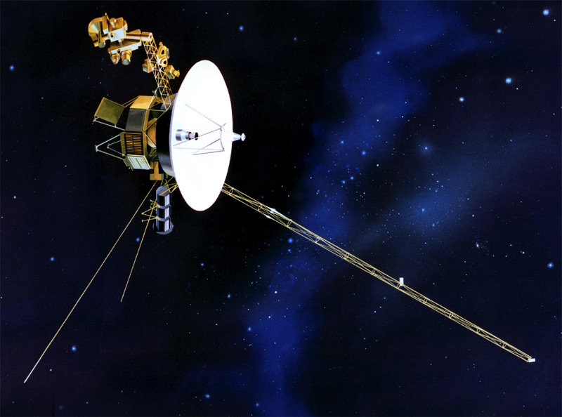 Voyager - Voyager 1, Prepare for Action
