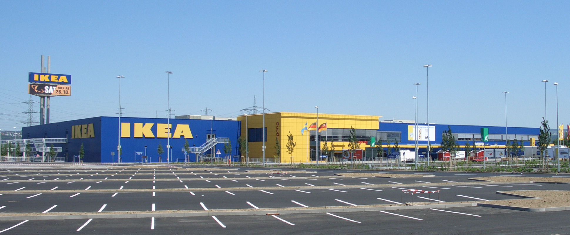 Ikea Meuble Bas Luxembourg Shopping - Voyages Remi